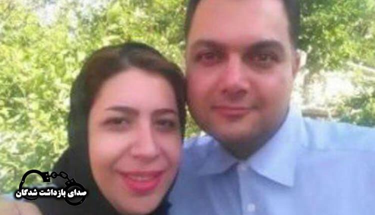 بازداشت رضوان خان بیگی همسر زندانی سیاسی، بهفر لاله زاری