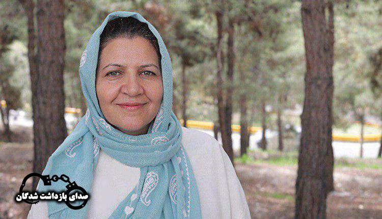 شکوفه یداللهی زن درویش زندانی قدرت تکلم خود را از دست داده است