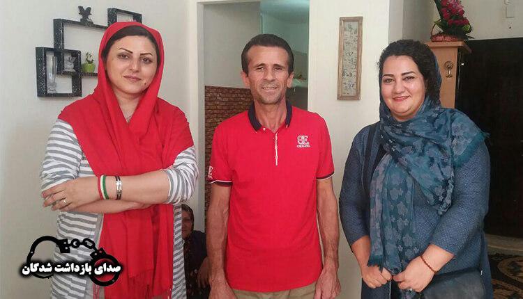 جعفر عظیم زاده، فعال کارگری توسط نیروهای امنیتی بازداشت شد