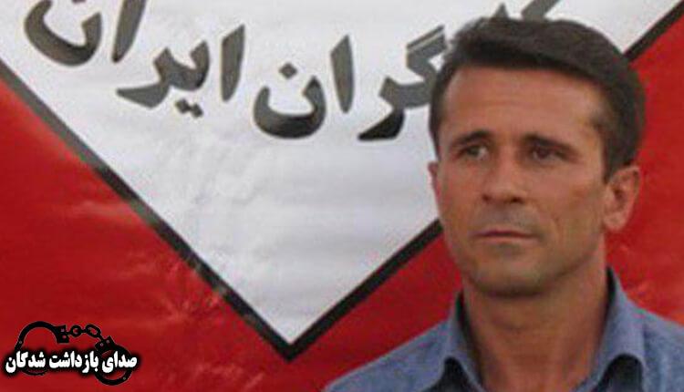 جعفر عظیم زاده، فعال کارگری زندانی به تحمل ۳۰ ضربه شلاق محکوم شد