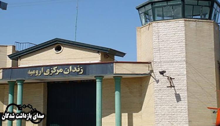 بهروز شاکری، پس از یک ماه بازداشت و بی خبری به زندان ارومیه انتقال داده شد