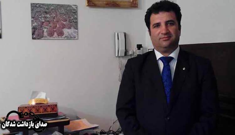 محمد نجفی، وکیل دادگستری مجددا بازداشت شد