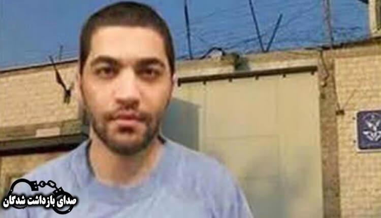 تداوم اعتصاب غذای حمزه درویش، در زندان رجایی شهر کرج و کارشکنی مسئولین زندان