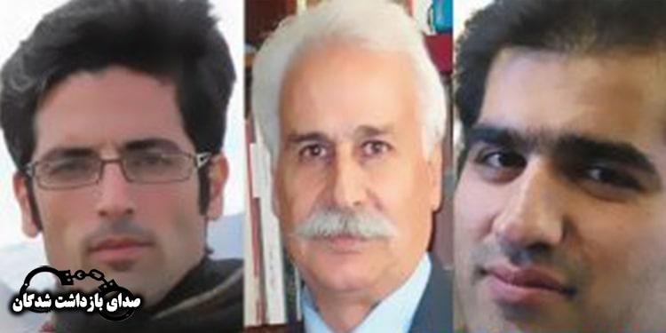 «دادگاه» رسیدگی به اتهامهای محمد بنازاده امیرخیزی، پیام شکیبا و مجید اسدی برگزار شد