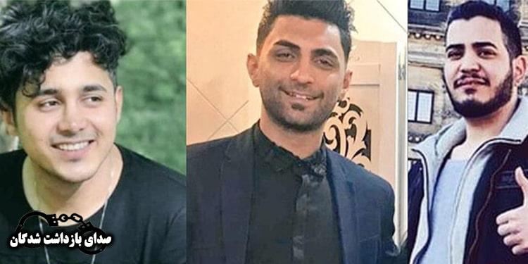 تعیین زمان جلسه رسیدگی به پرونده محمد رجبی، امیرحسین مرادی و سعید تمجیدی