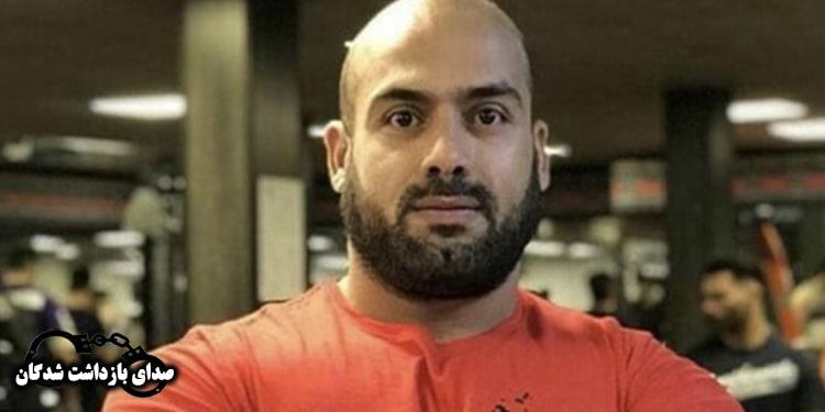 زندانی سیاسی خالد پیرزاده در زندان تهران بزرگ دست به اعتصاب غذا زد