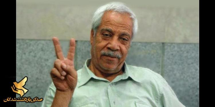 زندانی سیاسی هاشم خواستار خواهان تحریم کامل نمایش انتخابات شد
