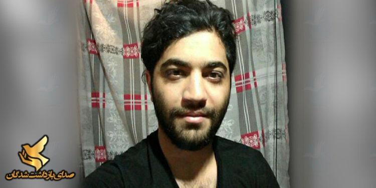 تداوم اعتصاب غذای حمزه درویش و دعوت به حضور آتشین در چهارشنبه سوری