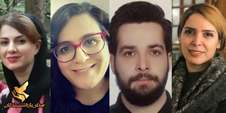 چهار شهروند بهائی مجموعا به ۱۲ سال زندان محکوم شدند