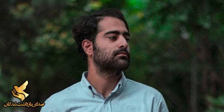میلاد یزدان نژاد توسط نیروهای امنیتی در تهران بازداشت شد