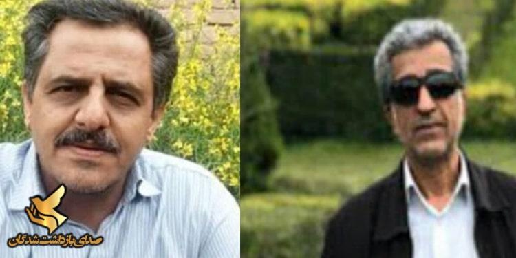 ضرب و شتم زندانیان سیاسی، محمدحسین سپهری و کمال جعفری یزدی