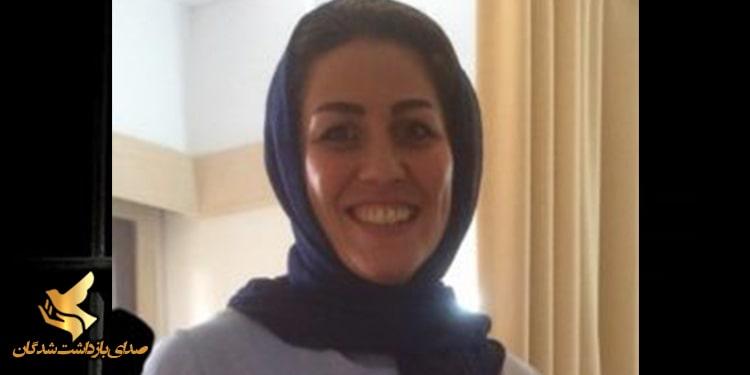مریم اکبری منفرد؛ رای من سرنگونی، تحریم انتخابات نمایشی