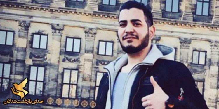 امیرحسین مرادی، از بازداشت شدگان آبانماه ۹۸ به بازداشتگاه پلیس آگاهی منتقل شد