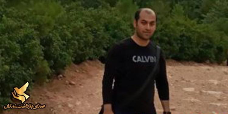 امیر ستاری رئوف توسط نیروهای امنیتی در تبریز بازداشت شد