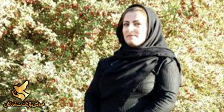 عظیمه ناصری شهروند اهل بوکان توسط نیروهای امنیتی این شهر بازداشت شد