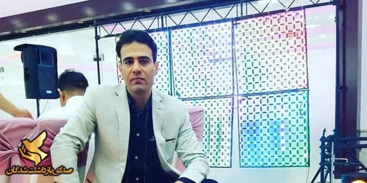 رحیم ارجمندی شهروند اهل یاسوج بازداشت شد