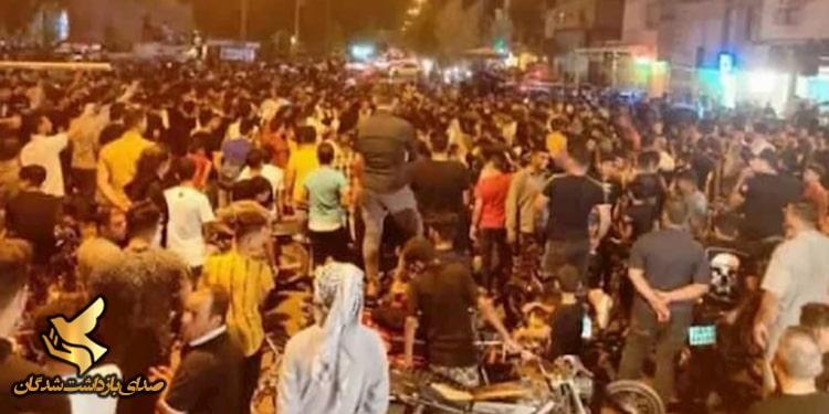 حمایت از اعتراضات مردم خوزستان؛ نامه ۵ زندانی سیاسی از زندان رجایی شهر کرج
