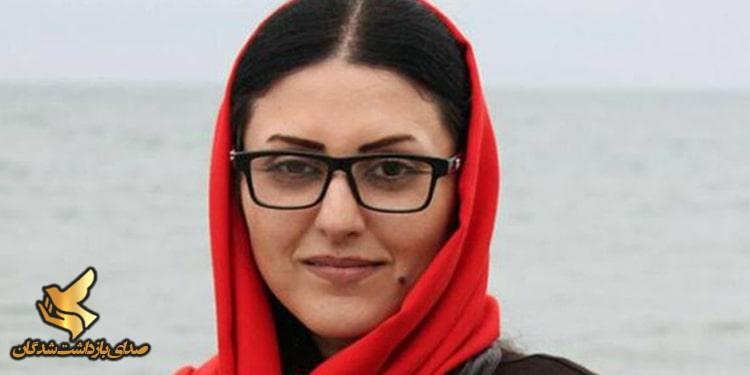 گزارشی از آخرین وضعیت زندانی سیاسی گلرخ ایرایی در زندان آمل