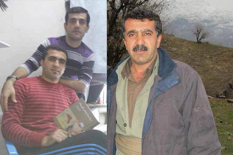 ترور اقبال مرادی پدر زانیار مرادی زندانی سیاسی محکوم به اعدام