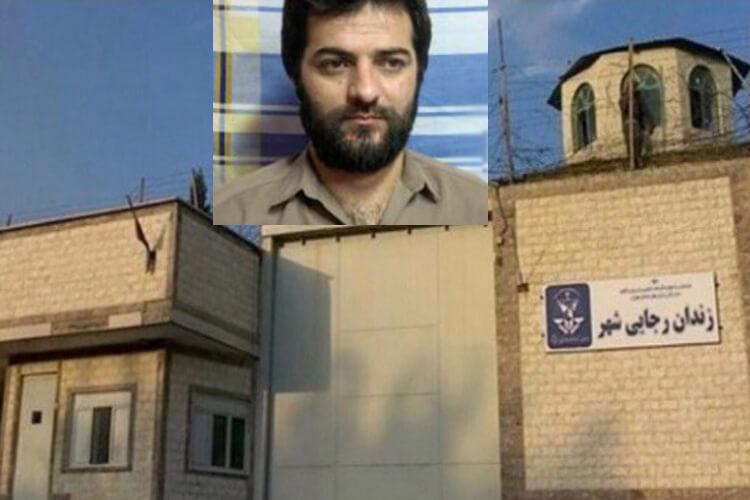 اعتصاب غذای قاسم آبسته زندانی عقیدتی سیاسی اهل سنت در زندان گوهردشت