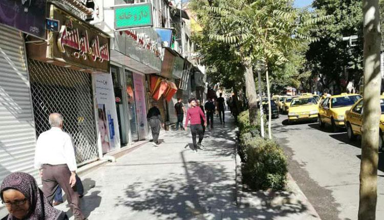 اعتصاب سراسر ی کردستان در اعتراض به اعدام سه مبارزکرد و حملات موشکی به احزاب کردی