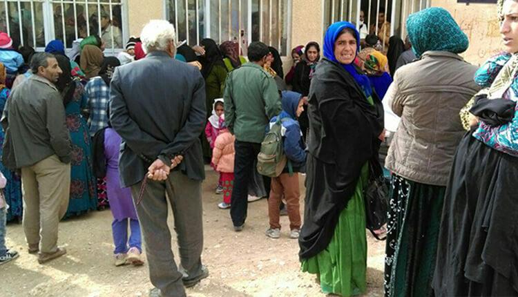 حمله نیروی انتظامی به تجمع اعتراضی مردم لردگان علیه گرانی