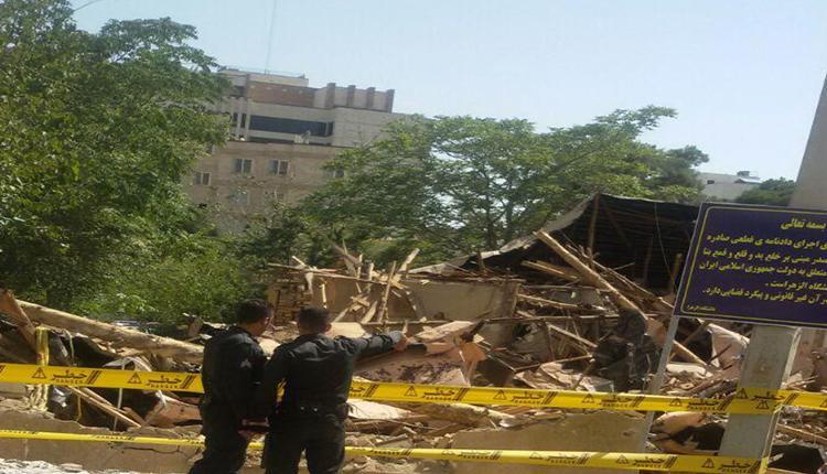 تجمع و راهپیمایی اهالی ده ونک در اعتراض به تخريب خانههايشان برای واگذاری به دانشگاه الزهرا