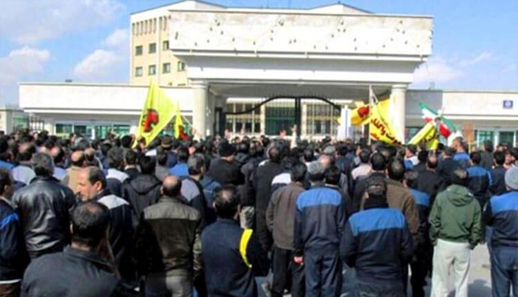 صدور حکم حبس و شلاق برای ۱۵ تن از کارگران شرکت هپکو اراک بع دلیل تجمعات صنفی