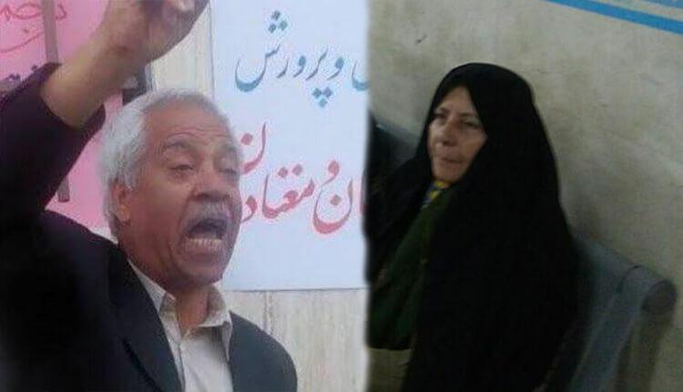 فراخوان صدیقه مالکی همسر هاشم خواستار برای پرسش در باره علت بستری کردن همسرش