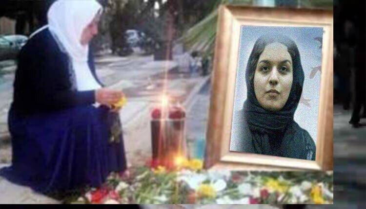 نوشته شعله پاکروان مادر ریحانه جباری به مناسبت چهارمین سالگرد اعدام ریحانه جباری