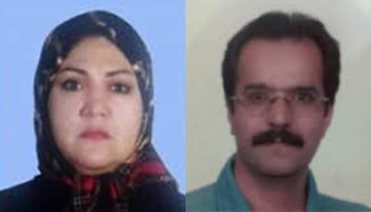 وضعیت زندانیان سیاسی حسن صادقی و فاطمه مثنی، زوج زندانی در زندانهای رجاییشهر و اوین