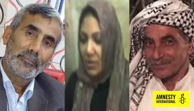 بیانیه عفو بینالملل درباره دستگیری صدها تن در سرکوب شدید شهروندان اهوازی در ایران