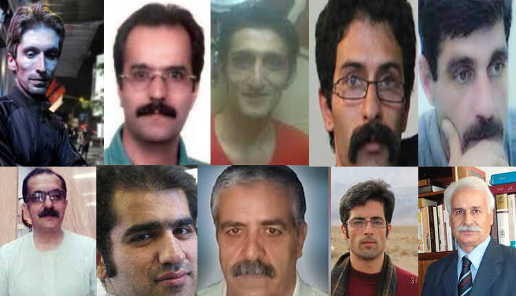 حمایت زندانیان سیاسی زندان رجاییشهر از اعتراضات کارگران نیشکر هفتتپه و فولاد اهواز
