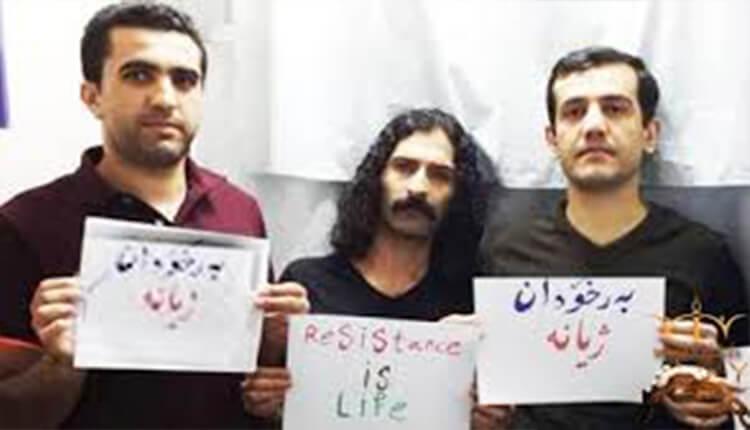 دلنوشته سعید شیرزاد در رثای زندانیان سیاسی اعدام شده کرد زانیار و لقمان مرادی
