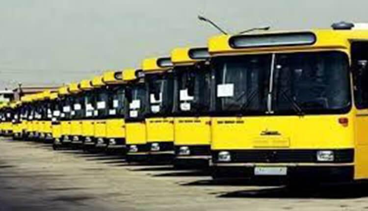 اعتصاب رانندگان سرویس های حمل و نقل کارگران شرکت گروه ملی فولاد