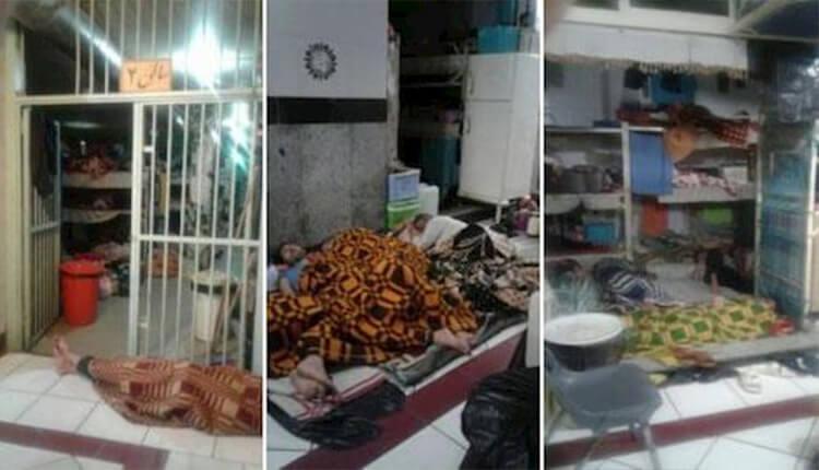 اعتصاب غذا زندانیان دستگرد اصفهان در اعتراض به کیفیت پایین غذا