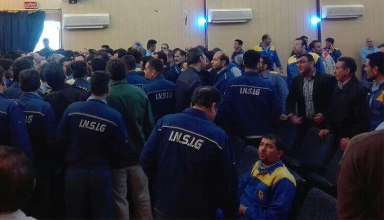 سی و نهمین روز اعتصاب کارگران گروه ملی فولاد اهواز و ادامه بازداشت های خودسرانه