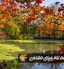 طبیعت چشم نواز پاییزی مازندران