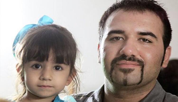 نامه زندانی سیاسی سهیل عربی به دخترش روژانا؛ سر میاد زمستون