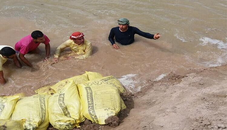 آخرین وضعیت سیل در استان خوزستان شهر گوریه غذای کافی ندارد