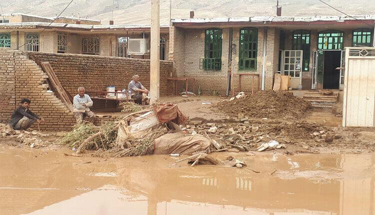 آخرین وضعیت سیل در استان لرستان دستور تخلیه فوری ۱۰ روستا صادر شد