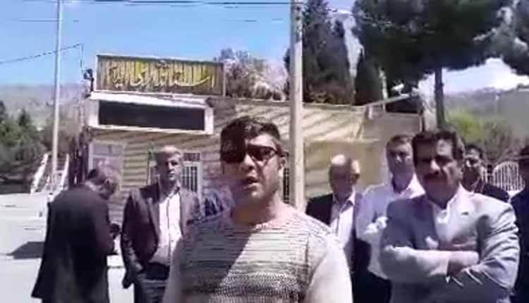 تجمع اعتراضی جمعی از مرغداران در ایلام در اعتراض به قیمت مصوبی مرغ