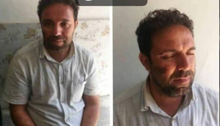 درگیری فیزیکی یکی از اهالی با فرماندار رژیم در پلدختر و زندانی شدن وی