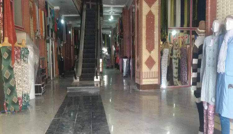 درگیری بازاریان بازارچه زیوه مرگور ارومیه با نیروی سرکوبگر انتظامی