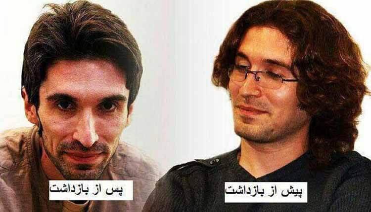 آرش صادقی زندانی سیاسی و محرومیت از درمان