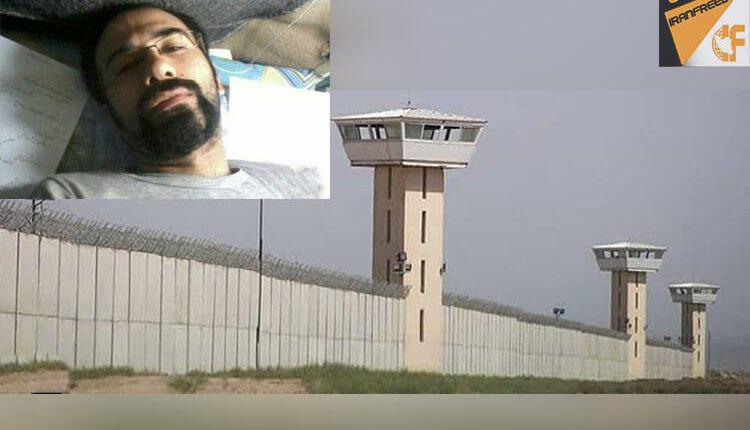 متن دلنوشته سهیل عربی زندانی سیاسی محبوس در زندان تهران بزرگ
