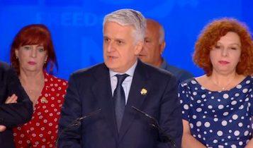 پاندلی مایکو وزیر دولت آلبانی، نخستوزیر پیشین