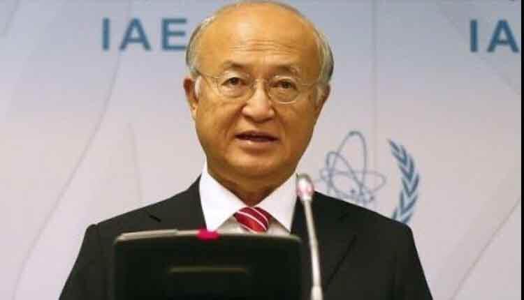 یوکیا آمانو، مدیرکل آژانس بینالمللی انرژی اتمی درگذشت