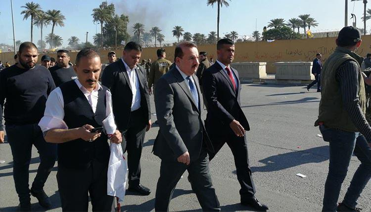 وزیر کشور عراق