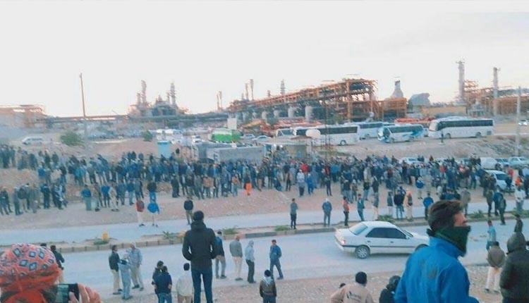 اعتصاب پارس حنوبی